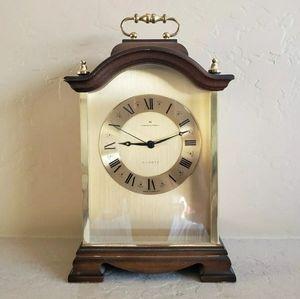 Hamilton carriage mantle Clock